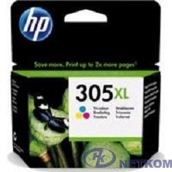 Картридж струйный HP 305XL 3YM63AE многоцветный (200стр.) для HP DJ 2320/2710/2720