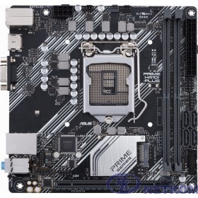 Asus PRIME H410I-PLUS {Soc-1200 Intel H410 2xDDR4 mini-ITX AC`97 8ch(7.1) GbLAN+VGA+HDMI}