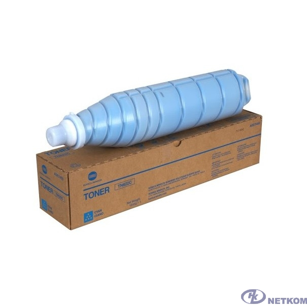 Тонер Konica-Minolta AccurioPress C6085/C6100 синий TN-622C (o)