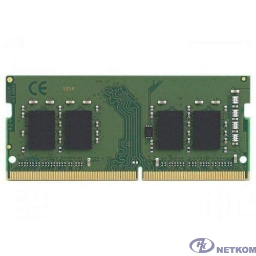Kingston DDR4 SODIMM 16GB KVR26S19S8/16 PC4-21300, 2666MHz, CL19