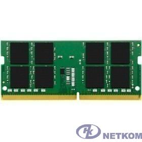 Kingston DDR4 SODIMM 8GB KVR26S19S6/8 PC4-21300, 2666MHz, CL19