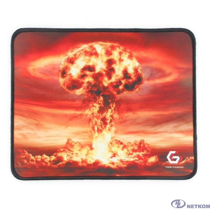 "Коврик для мыши Gembird MP-GAME30, рисунок- ""Армагеддон"", размеры 250*200*3мм, ткань+резина, оверлок"