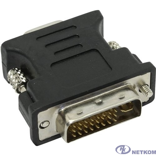 Bion Переходник DVI-VGA 29M/15F, аналоговый  [BXP-A-DVI-VGA]