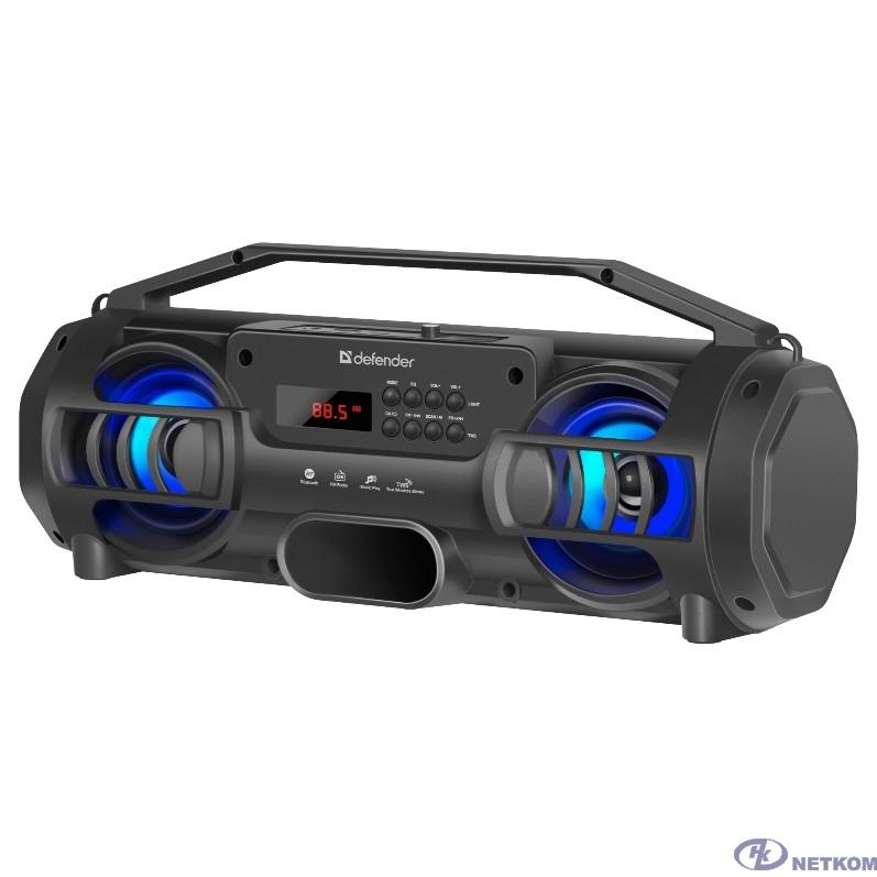 Defender G104 12Вт, Light/BT/FM/TF/USB/TWS [65104]