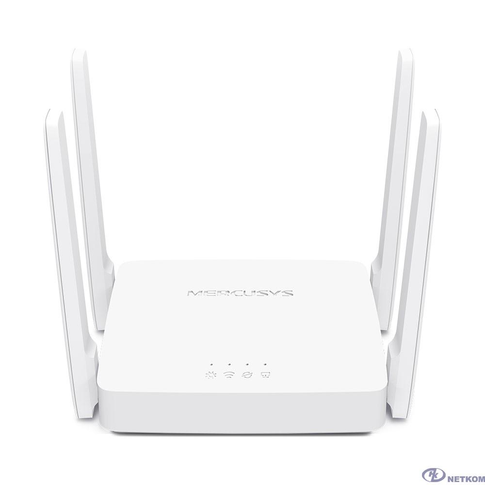 Mercusys AC10 AC1200 Двухдиапазонный Wi-Fi роутер