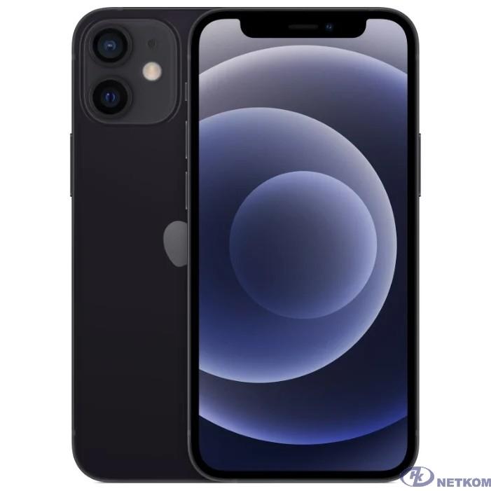 Apple iPhone 12 mini 64GB Black [MGDX3RU/A]