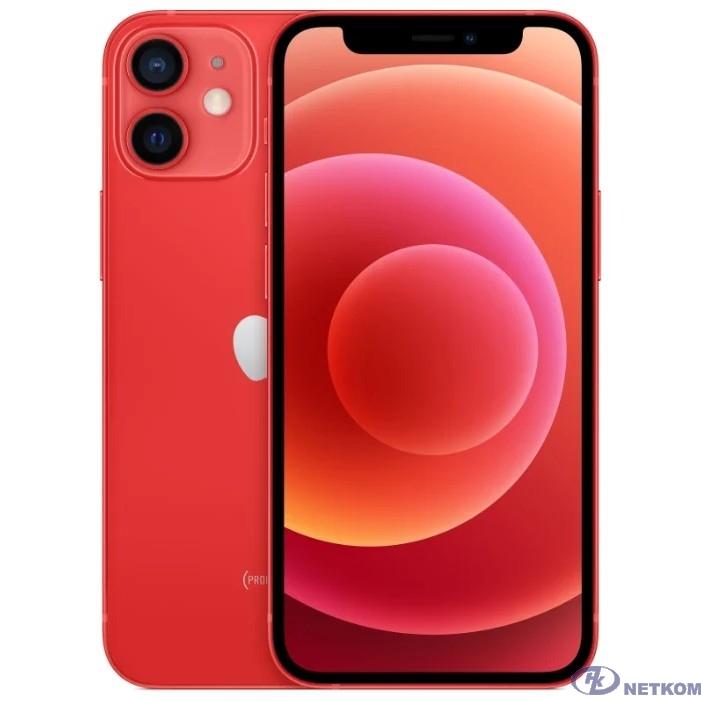 Apple iPhone 12 mini 64GB Red [MGE03RU/A]
