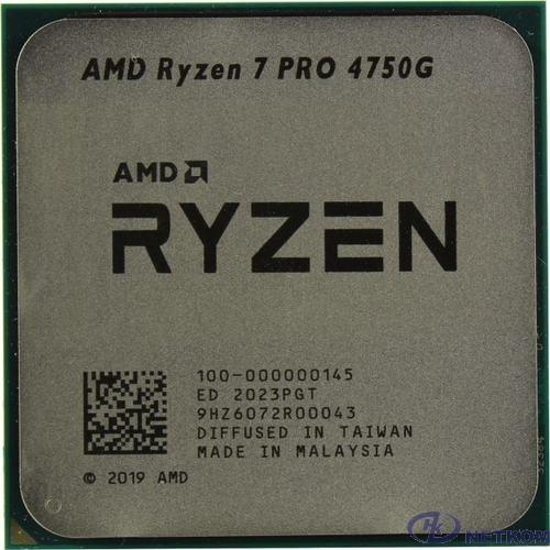 CPU AMD Ryzen 7 PRO 4750G OEM