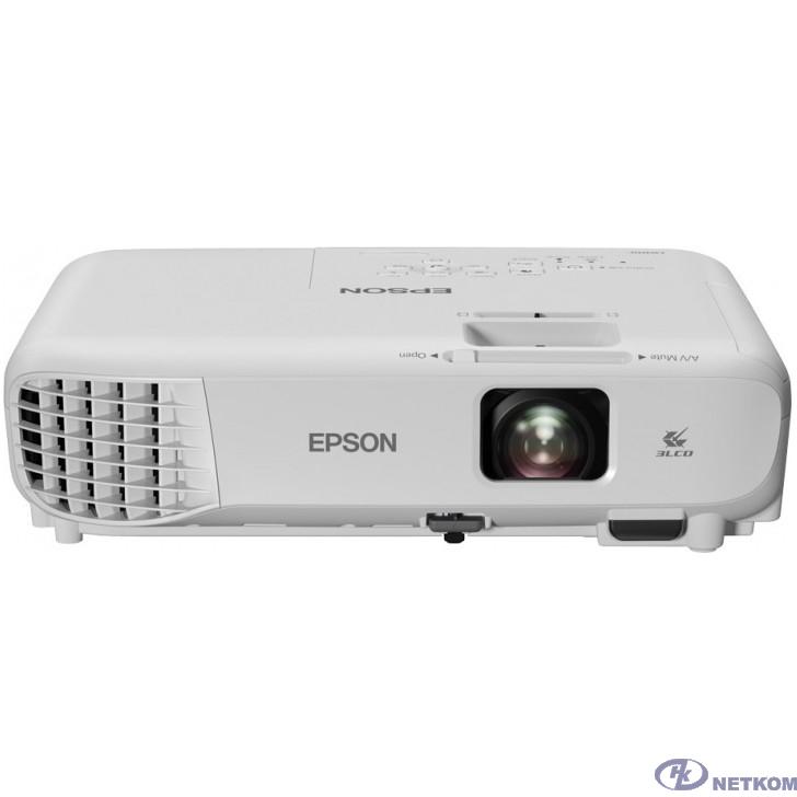 Epson EB-W06 [V11H973040] {3LCD 3700lm WXGA (1280x800) 16 000:1}
