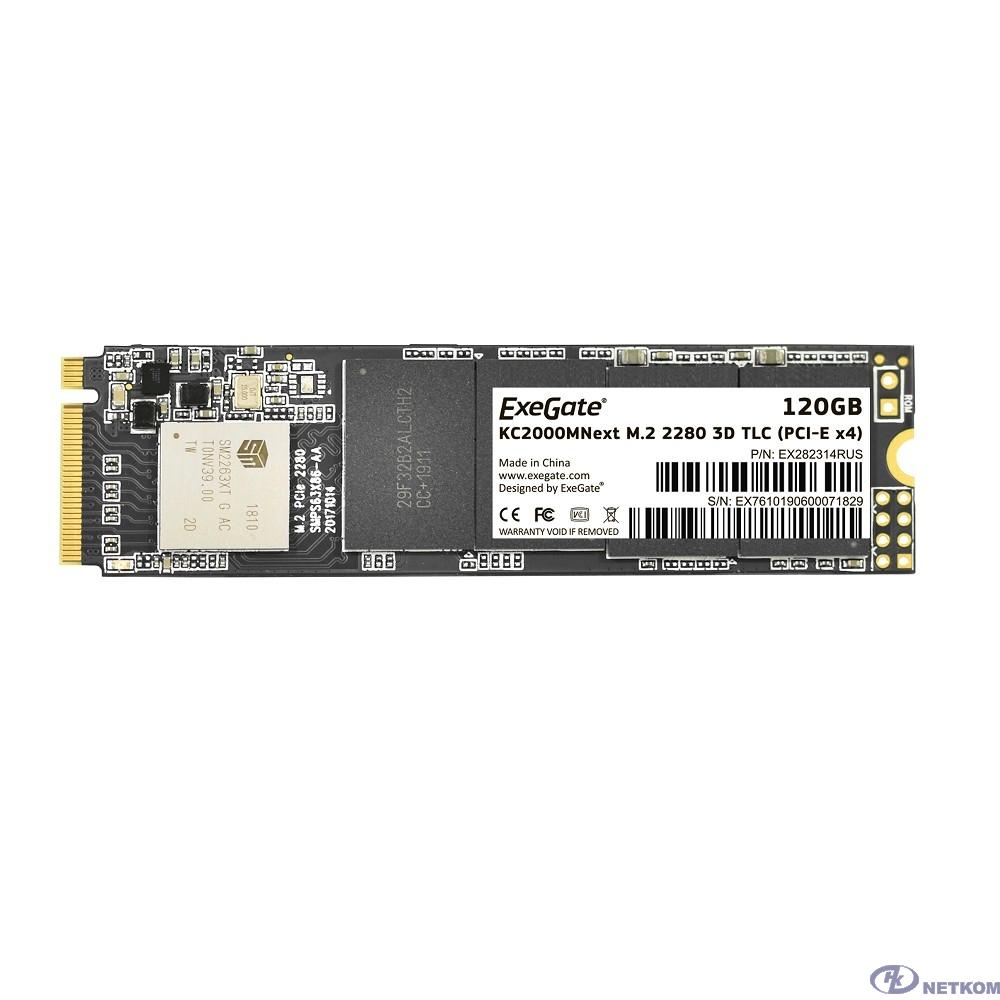 ExeGate SSD M.2 120GB Next Series EX282314RUS