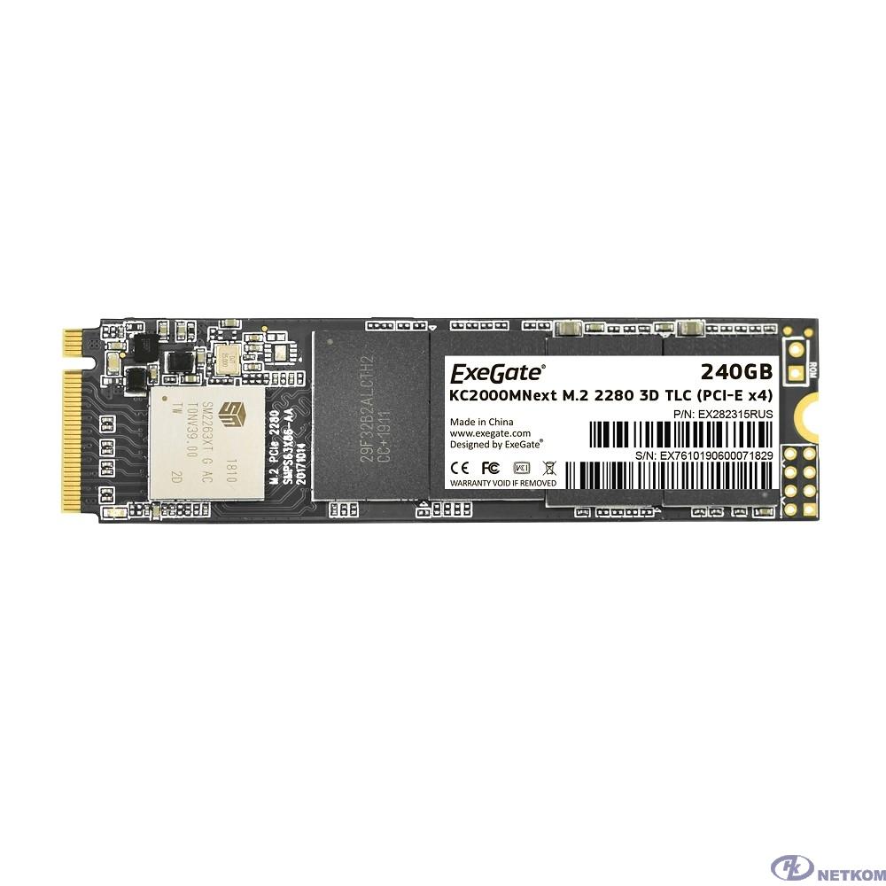 ExeGate SSD M.2 240GB Next Series EX282315RUS