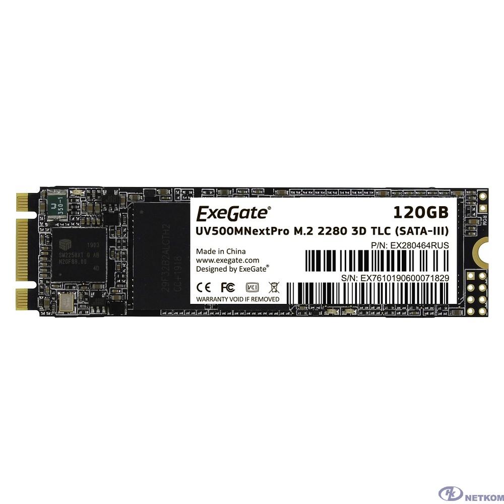 ExeGate SSD M.2 120GB Next Pro Series EX280464RUS