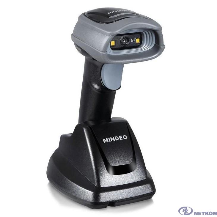 MINDEO CS2290s-HD(BT)/CS2290-HD(BT) серый {Сканер ШК ручной лазерный серый зарядно-коммуникационная база, USB; ЕГАИС; Честный Знак}