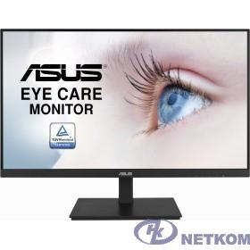 "ASUS LCD 27"" VA27DQSB Gaming черный {IPS 1920x1080 75Hz 5ms 250cd 16:9 178/178 1000:1 8bit(6bit+FRC) D-Sub HDMI1.4 DisplayPort1.2 FreeSync GSync(comp) 2xUSB2.0 2x2W VESA}"