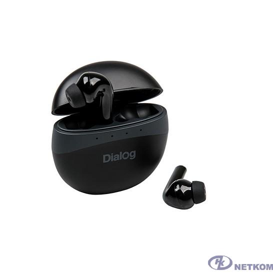 Dialog ES-230BT BLACK Bluetooth для мобильных устройств с сенсорным управлением, черная