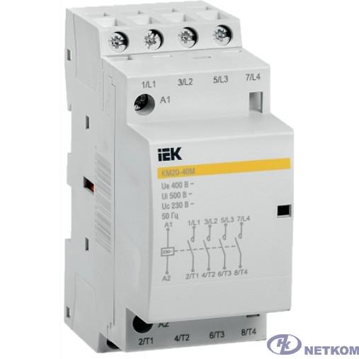 Iek MKK11-20-40 Контактор модульный КМ20-40М AC