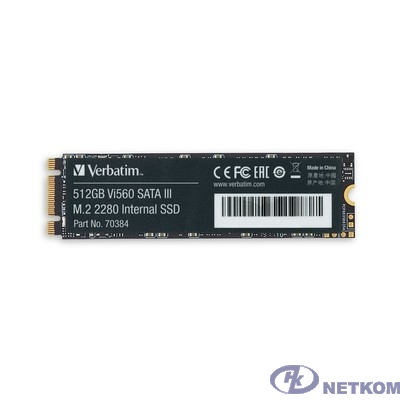 Verbatim SSD M.2 512GB Vi560 49363