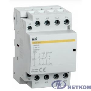 Iek MKK21-40-40 Контактор модульный КМ40-40М AC/DC