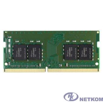 Модуль памяти SODIMM DDR4 4GB <PC4-23400> Kingston <KVR29S21S6/4> CL21