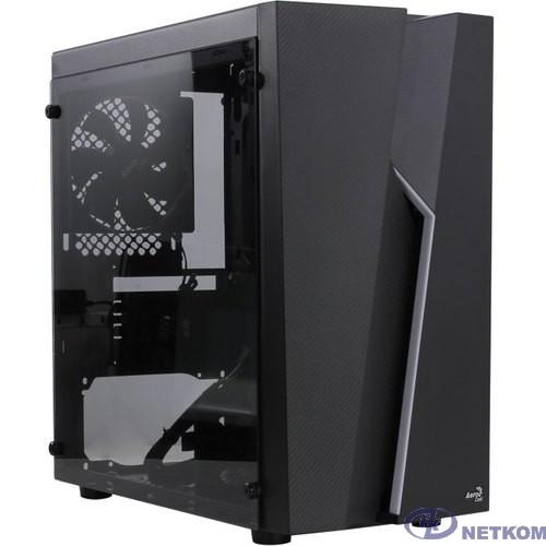 Aerocool Bolt Mini-G-BK-v1 ( mATX, Tempered Glass Window , без БП 4710562750041