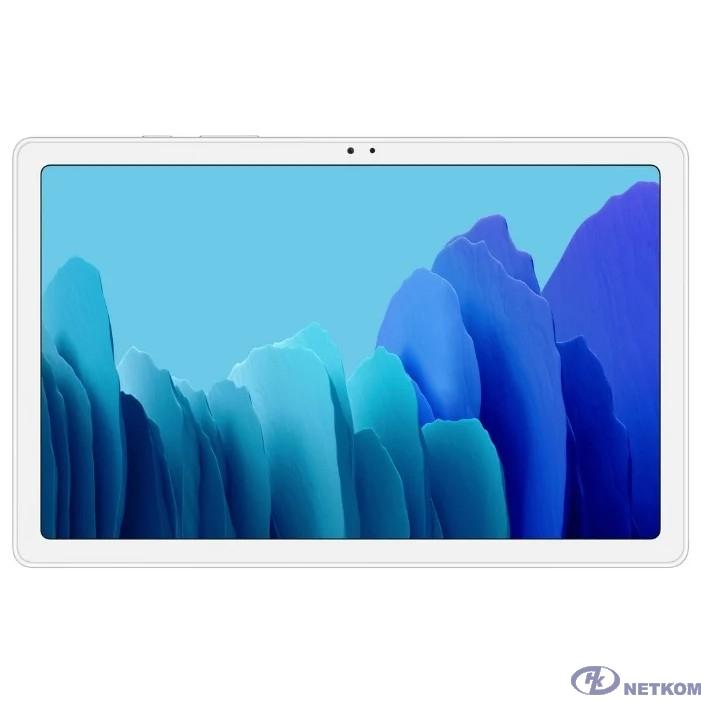 """Samsung Galaxy Tab A7 10.4"""" (2020) WiFi SM-T500N Silver (темно-серый) 64GB [SM-T500NZAESER]"""