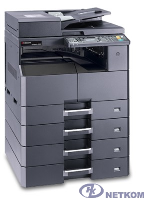 Kyocera TASKalfa 2020 (1102ZR3NL0) {A3, 600x600dpi, 20стр/мин, USB.б/крышки, стартовый тонер}