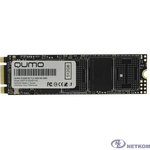 QUMO M.2 SSD 512GB QM Novation Q3DT-512GAEN-M2