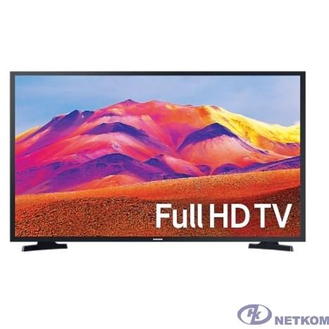 "Samsung 43"" UE43T5202AUXRU черный {FULL HD/50Hz/DVB-T2/DVB-C/DVB-S2/USB/WiFi/Smart TV (RUS)}"