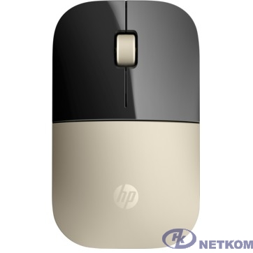 HP Z3700 [X7Q43AA] Wireless Mouse gold