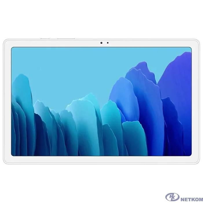 """Samsung Galaxy Tab A7 10.4"""" (2020) LTE  SM-T505N Silver (серебристый) 64GB [SM-T505NZSESER]"""
