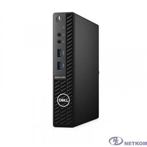 DELL Optiplex 3080 [3080-6667] Micro {i5-10500T/8GB/256Gb SSD/Linux/k+m}