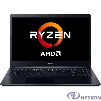 "Acer Extensa 15 EX215-22-R5NC [NX.EG9ER.00Q] Black 15.6"" {FHD Ryzen 3 3250U/4Gb/256Gb SSD/W10}"