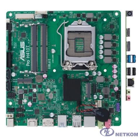 Asus PRO H410T/CSM RTL {LGA1200, H410, LVDS, M.2, MB}