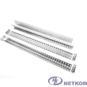 Elbox EMS-RM-73.23.600 Шина монтажная 23х73 с держателем для шкафов EMS высота/ширина/глубина 600 мм.