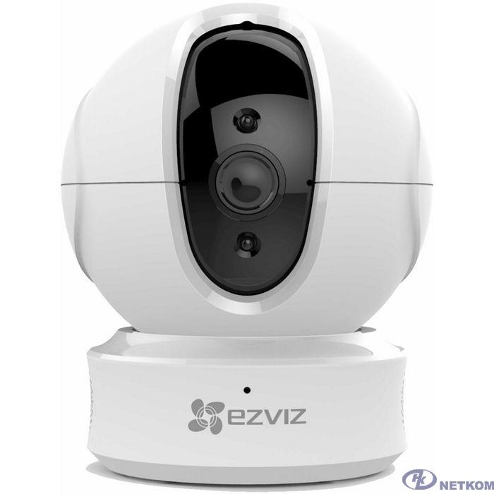 EZVIZ CS-CV246-A0-1C2WFR C6CN 1080P 2Мп внутренняя поворотная 360° Wi-Fi камера c ИК-подсветкой до 10м