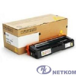 Ricoh Принт-картридж желтый увеличенной ёмкости тип MC250H для Ricoh P301W/MC250FW (6300стр.) (408343)