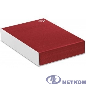 """Seagate STKC5000403 5Tb Seagate One Touch portable drive 2.5"""" USB 3.0 Red"""