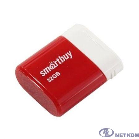 Smartbuy USB Drive 32GB LARA Red SB32GBLARA-R