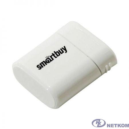 Smartbuy USB Drive 64GB LARA White SB64GBLARA-W
