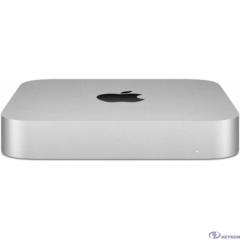 Apple Mac mini  Late 2020 [Z12N0002P, Z12N/2] silver {M1 chip with 8-core CPU and 8-core GPU/8GB/1TB SSD} (2020)