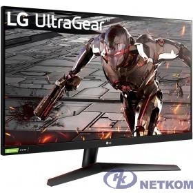 LCD LG 31.5'' 32GN500-B {VA 1920х1080 165Hz 5ms 16:9 360cd HDR10 3000:1 178/178 8bit(6bit+FRC) 2xHDMI2.0  DisplayPort1.4 FreeSync(Prem) G-Sync VESA}