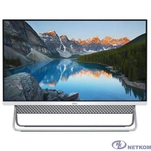 """DELL Inspiron 5400 [5400-2355] silver 23.8"""" {FHD i3-1115G4/8Gb/256Gb SSD/W10Pro/k+m}"""
