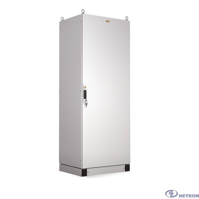 Elbox Корпус промышленного электротехнического шкафа IP65 (В2000 х Ш800 х Г600) EMS c одной дверью EMS-2000.800.600-1-IP65