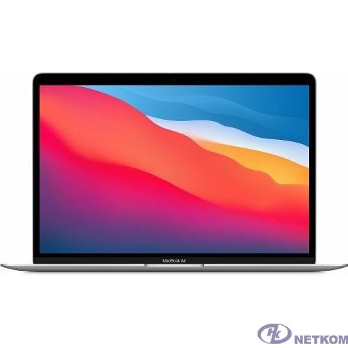 Apple MacBook Air 13 Late 2020 [Z12700036, Z127/5] Silver 13.3'' Retina {(2560x1600) M1 chip with 8-core CPU and 7-core GPU/16GB/512GB SSD} (2020)