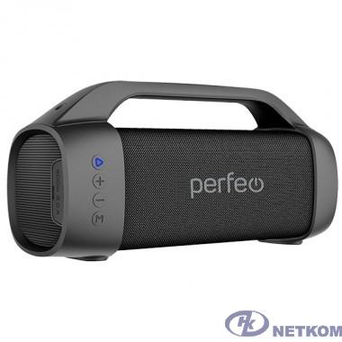"Perfeo Bluetooth-колонка ""BOOMER"" черная [PF_B4188]"