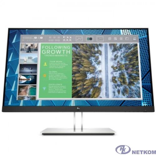 "LCD HP 27"" E27q G4 черный {IPS 2560x1440 75Hz 5ms 250cd 1000:1 8bit USB VESA}[9VG82AA]"