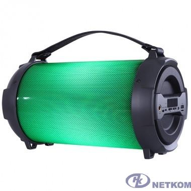 """Perfeo Bluetooth-колонка """"TERCERO LIGHT"""" черная с подсветкой [PF_B4187]"""