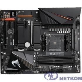 Gigabyte B550 AORUS PRO V2 RTL {Socket AM4, AMD B550, 4xDDR4-3200, HDMI, 3xPCI-Ex16, 2xPCI-Ex1, 6xSATA3(RAID 0/1/10), 2xM.2, 8 Ch Audio, 2.5GLan, (6+4)xUSB2.0, (5+2)xUSB3.2, (1+0)USB3.2 Type-C™, ATX}