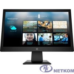 """LCD HP 18.5"""" P19b G4 черный {TN 1366x768 16:9 200cd 600:1 5ms 90/65 D-Sub HDMI Tilt, Low Blue} [9TY83AA#ABB]"""