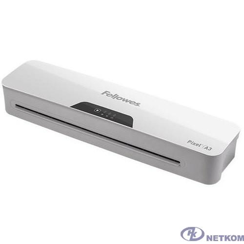 Fellowes Ламинатор Pixel A3 FS-5601601 {75/80, 125 мкм, 30 см/мин, AutoShutOff, механизм освобождения}
